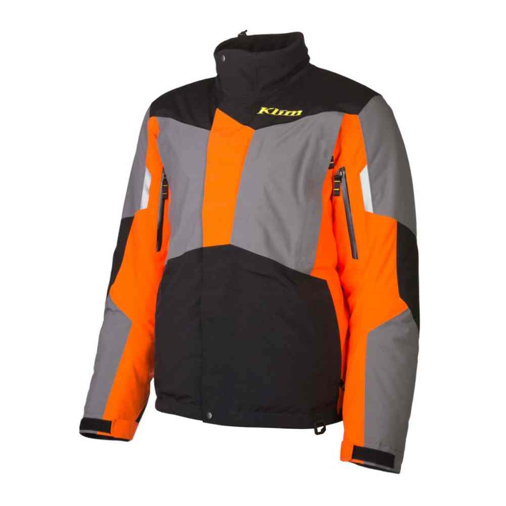 Klim Rohn Mens Snowmobile Parkas Snow Sled Cold Weather Coats ...
