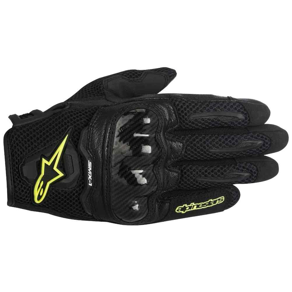 Motorcycle gloves for summer - Alpinestars Racing Smx 1 Air Mens Street Sport