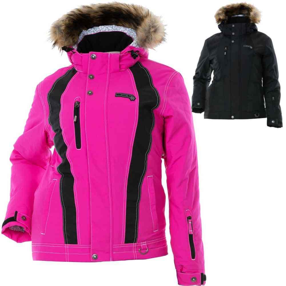 da0c5efe350 Details about Divas Snow Gear Divine III Womens Coats Ladies Zip Up  Snowmobile Jackets