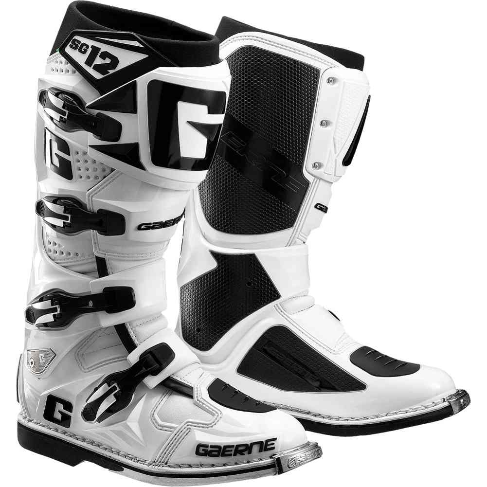 Gaerne Dirt Bike Riding Off Road Mx Gear Sg 12 Motocross Boots Ebay