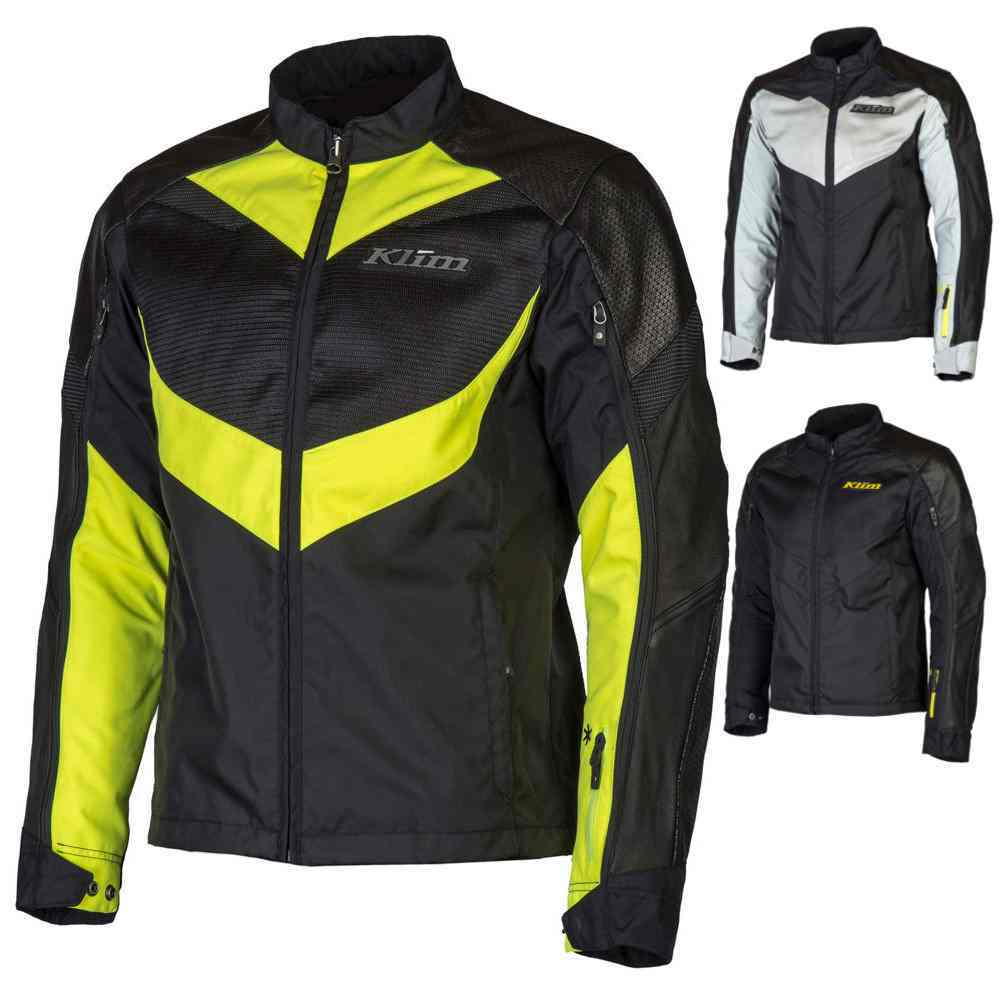 4af9b8202 Details about Klim Apex Air Mens Street Riding Protection Chopper Cycle  Motorcycle Jackets