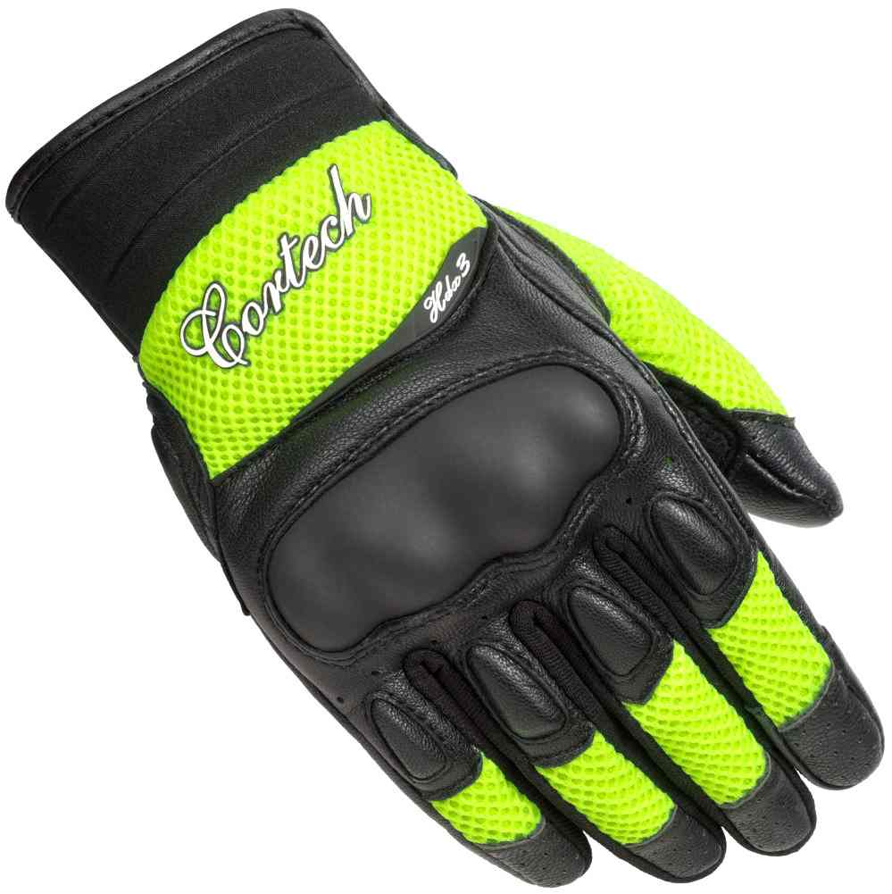 Womens pink leather motorcycle gloves - Cortech Hdx 3 Womens Leather Street Riding Racing