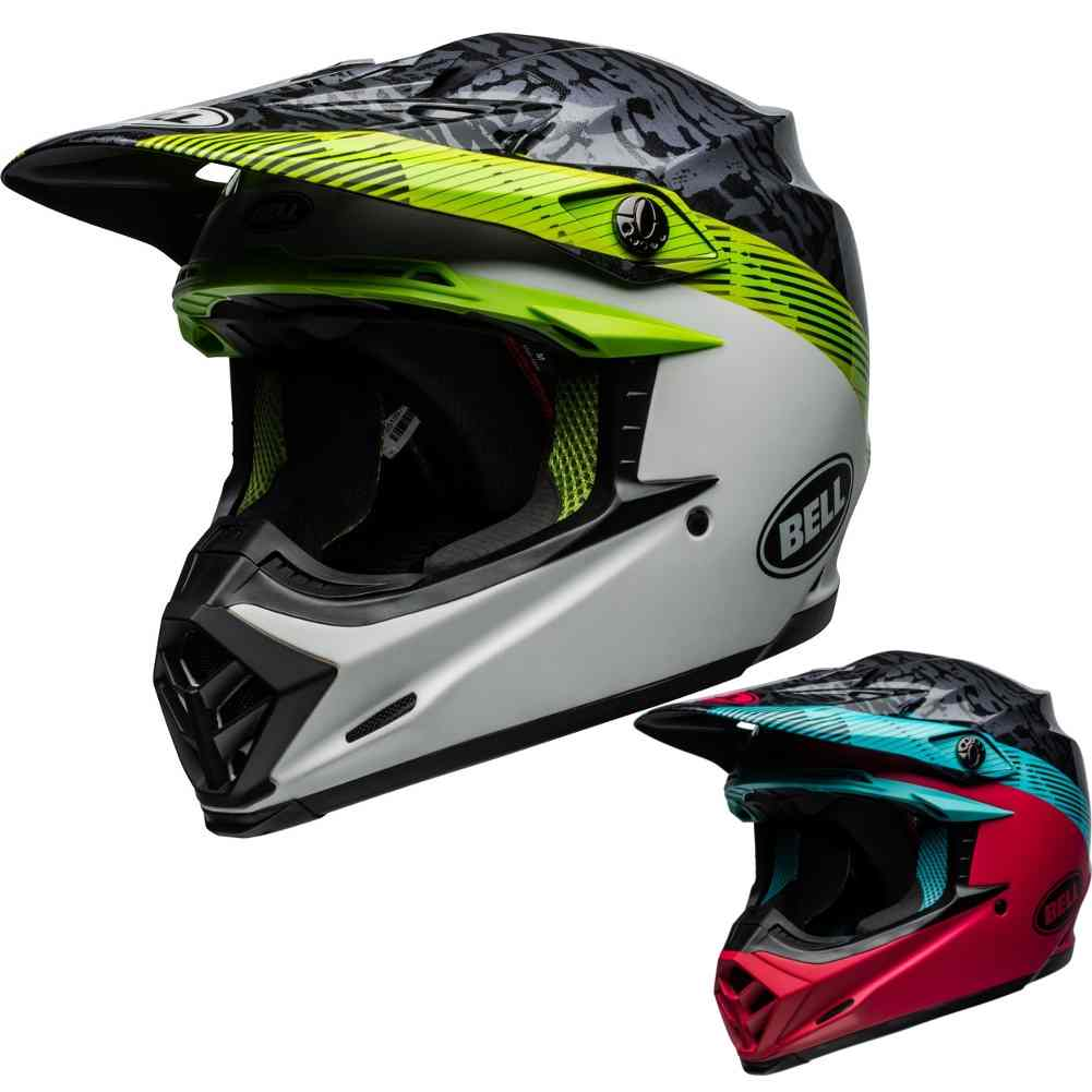 b0568184b91d4 Details about Bell Moto-9 Mips Chief Mens Motocross Off Road Riding DOT  Helmets