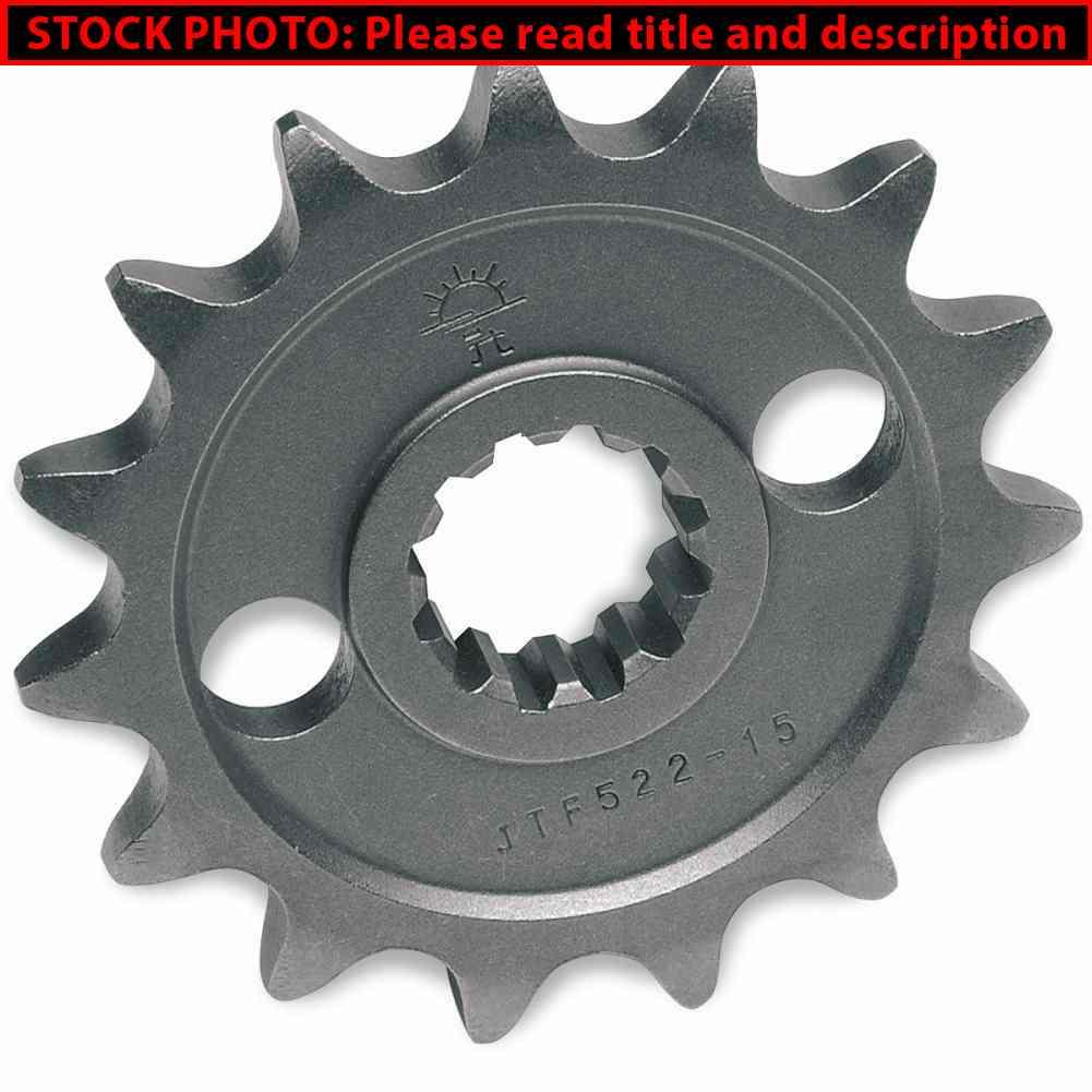 Steel Front Sprocket 13T For 2007 Suzuki SV1000//S~JT Sprockets JTF513.13