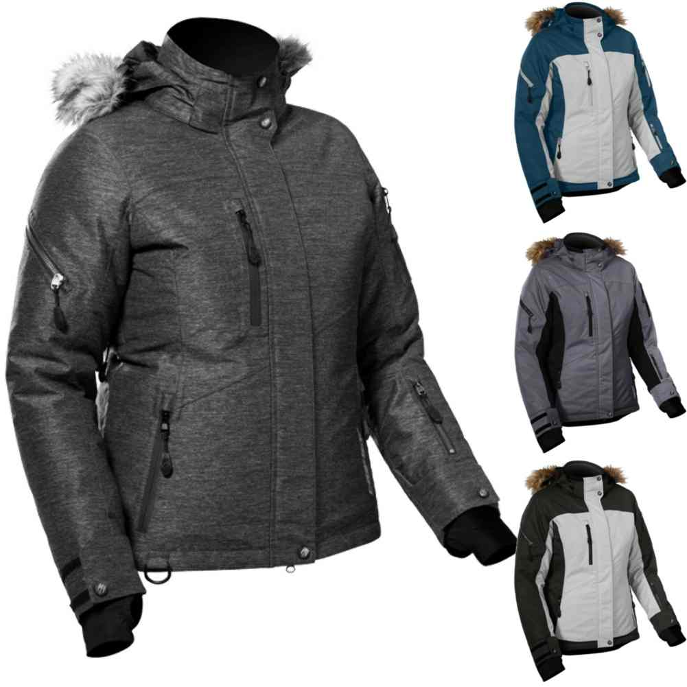 d91a9a12e38 Details about Castle X Tempest Back Country Womens Snowmobile Winter Snow  Skiing Coat Jacket