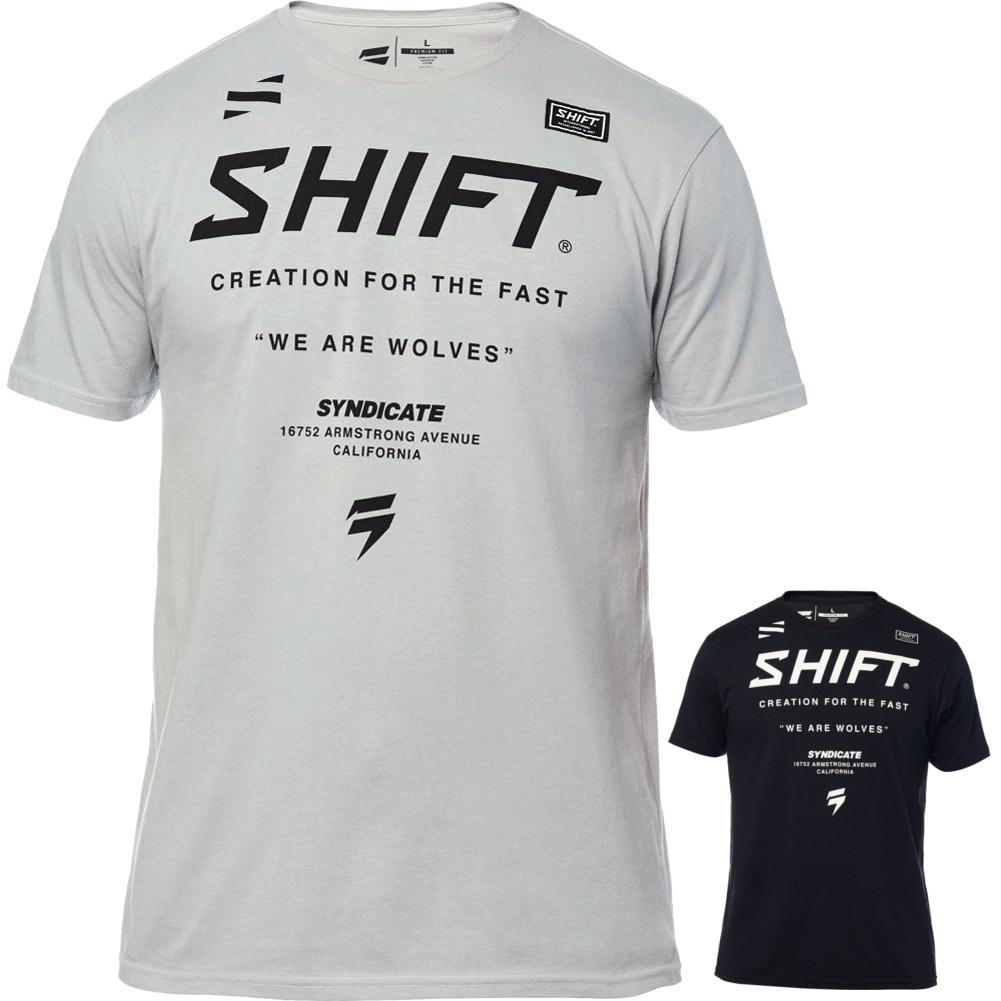ac5a0250d Details about Shift MX Muse Short Sleeve Motocross Off Road Dirt Bike Mens T -Shirts
