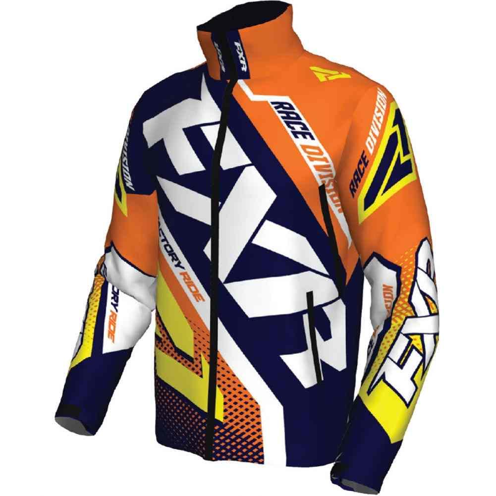 Size LARGE Polaris Women/'s Black Ricochet Insulated Winter Snowmobile Jacket