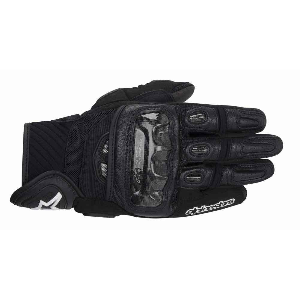 Mens black leather gloves xl - Picture 2 Of 4
