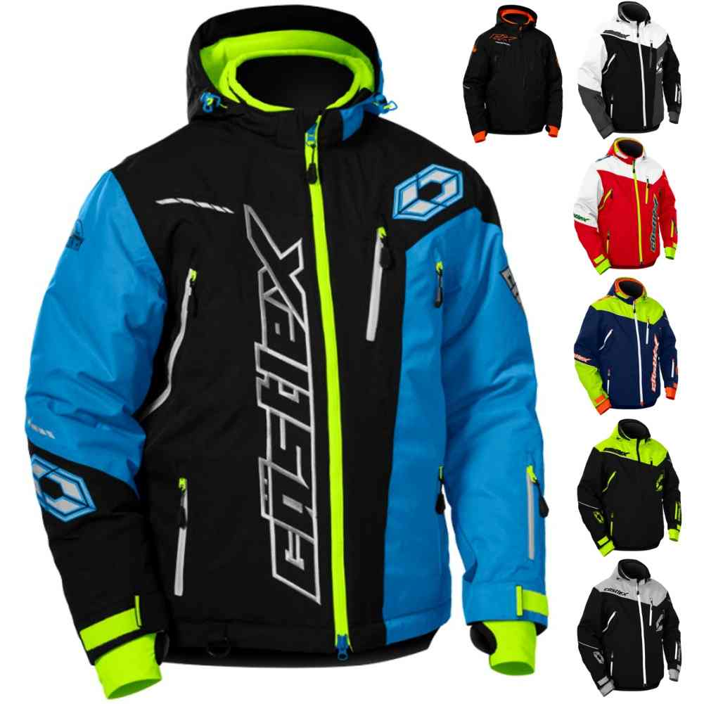 Castle X Rival Back Country Mens Parkas Coats Skiing Sled Snowmobile
