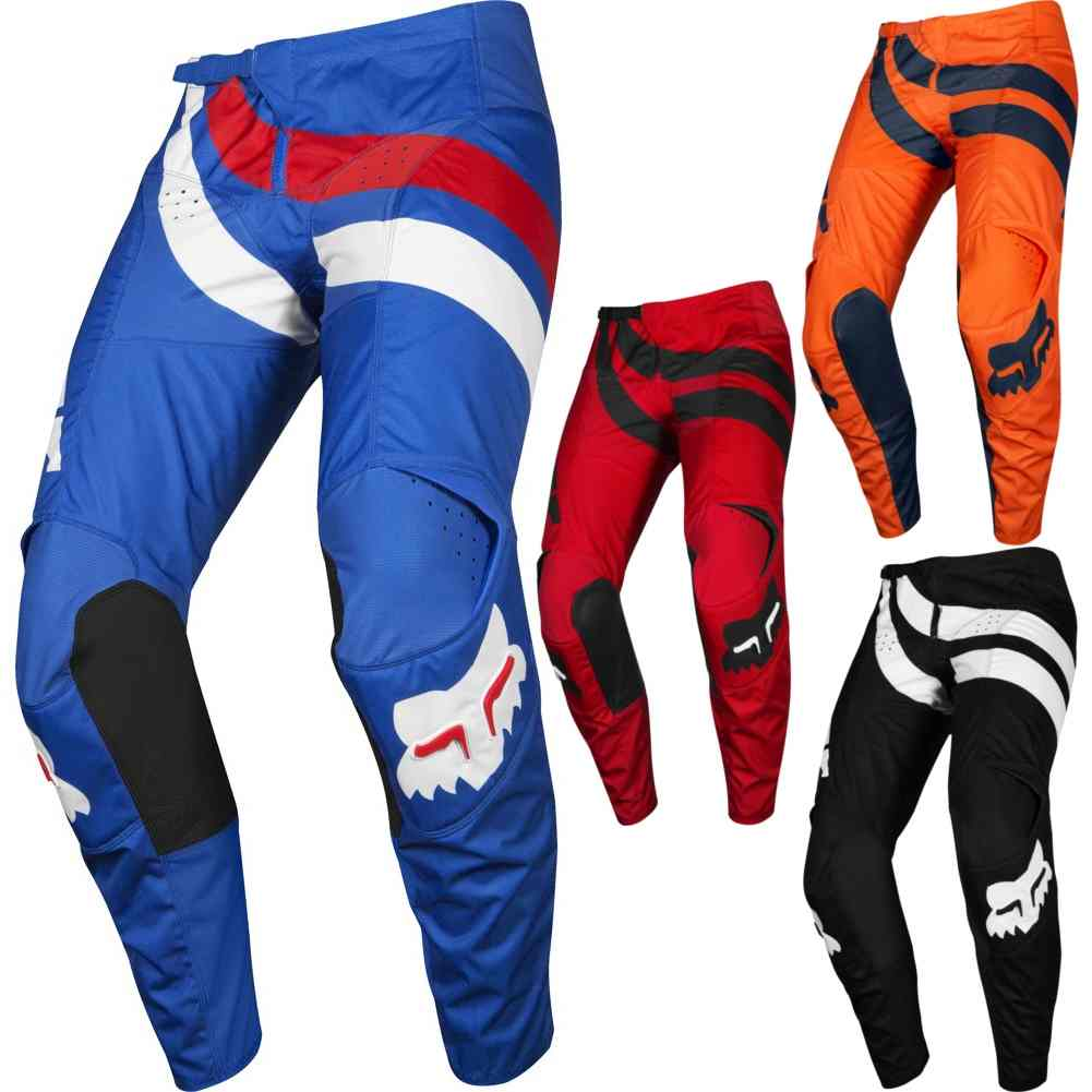 Fox Racing 180 Cota Youth Off-Road Motorcycle Pants 22 Red