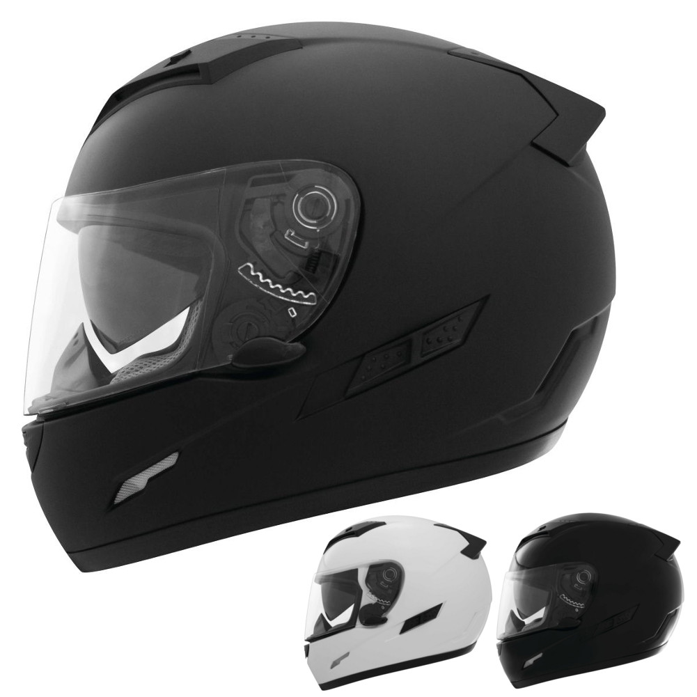 Thh Helmets Ts 80 Solid Mens Street Riding Cruising Motorcycle Helmet Ebay
