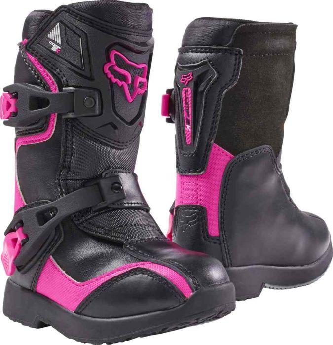 Fox Comp 5K Kids Girls Motocross Boots