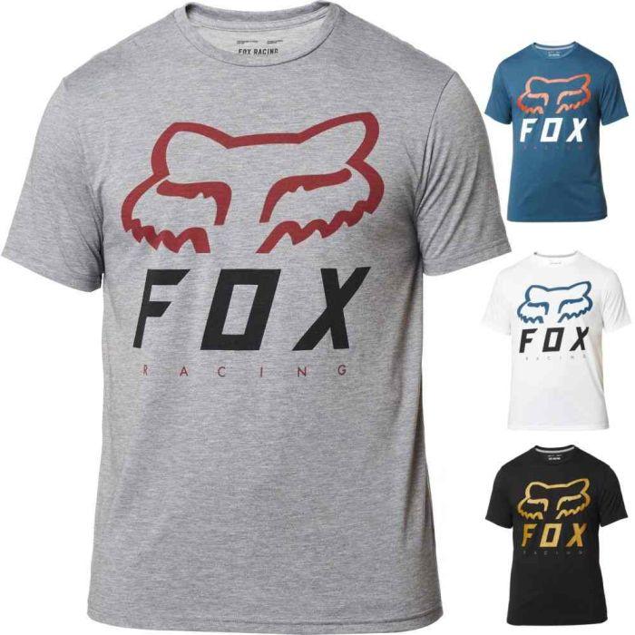 FOX RACING PREMIUM MENS HERITAGE T SHIRT