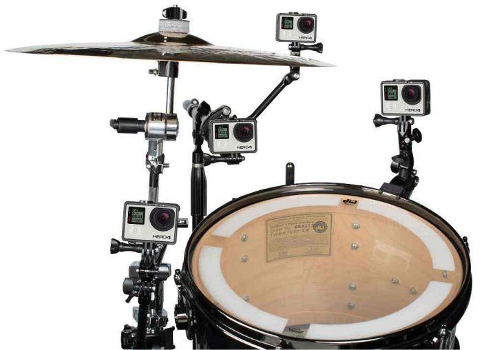 GoPro The Jam Adjustable Music Mount for all GoPro Cameras *424125*