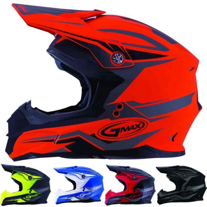 GMAX MX86 Revoke Helmet