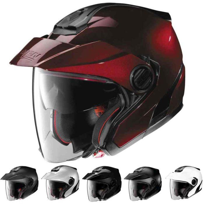 Nolan N40-5 Solid Helmet