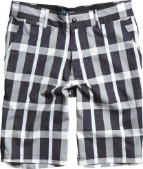 Heather Stone Grey Plaid *Various Sizes Fox Racing Essex Tech Shorts