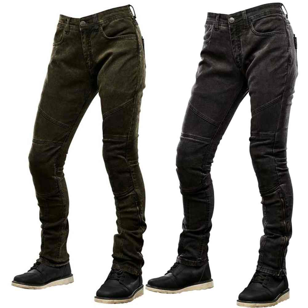 Speed and Strength Street Savvy Womens Motorcycle Ladies Riding Armored Pants