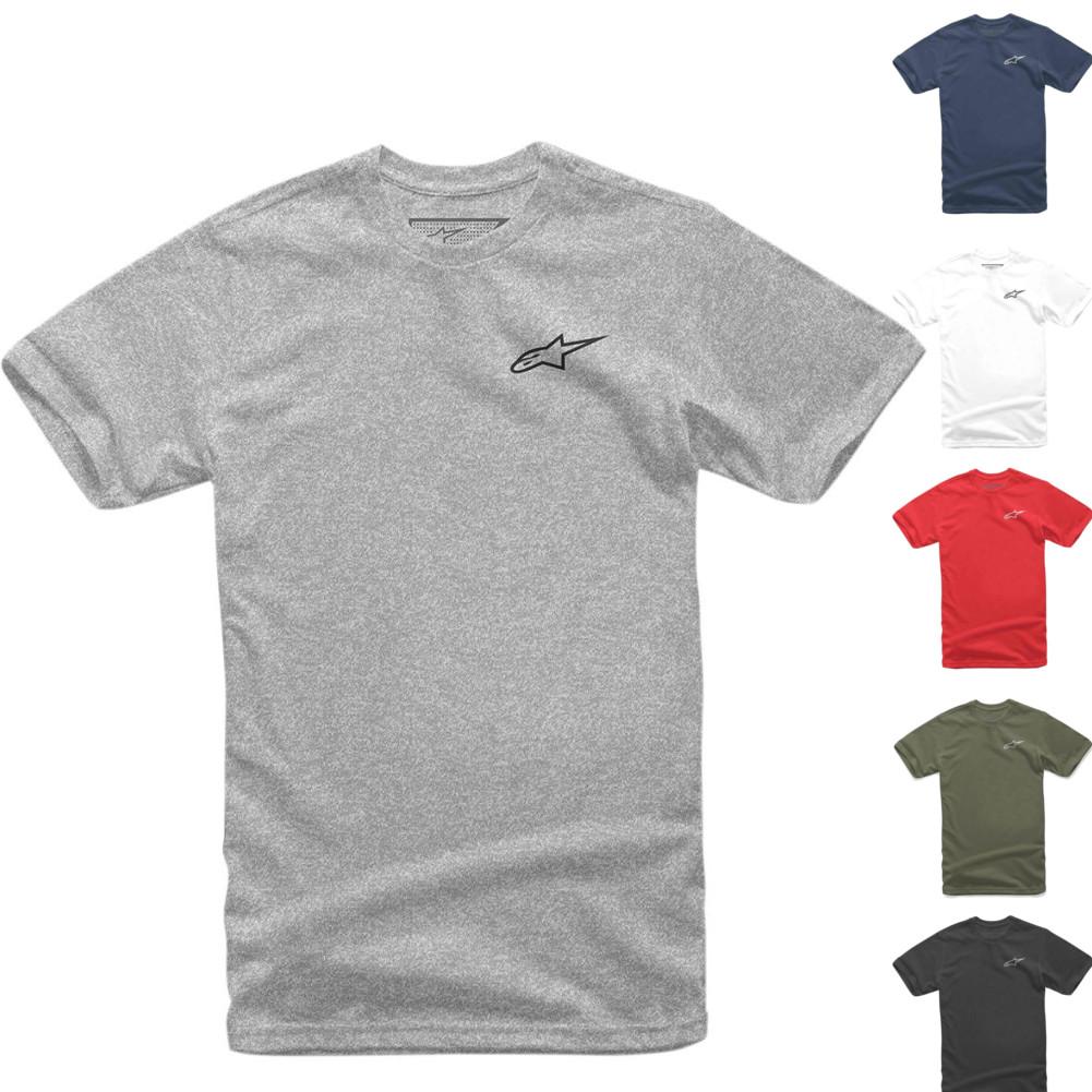 Biltwell DOT Short Sleeve Cotton Casual T-Shirt Black