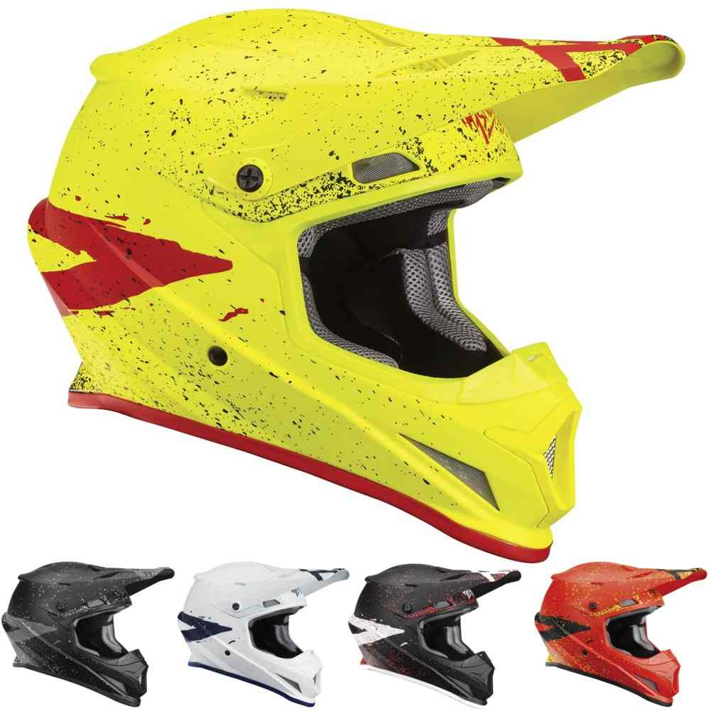 Thor MX Sector Mosser Camo Full Face Dirt Bike Offroad Helmet DOT ECE Approved